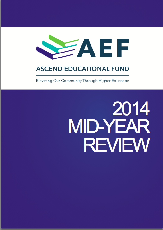 AEF 2014 Mid-Year Review Cover